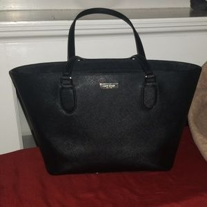 KATE SPADE SAFFIANO LEATHER TOTE